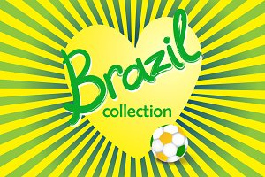 Brazil soccer collection