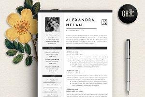 Resume Template | CV Template - 05