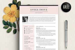Resume Template | CV Template - 06