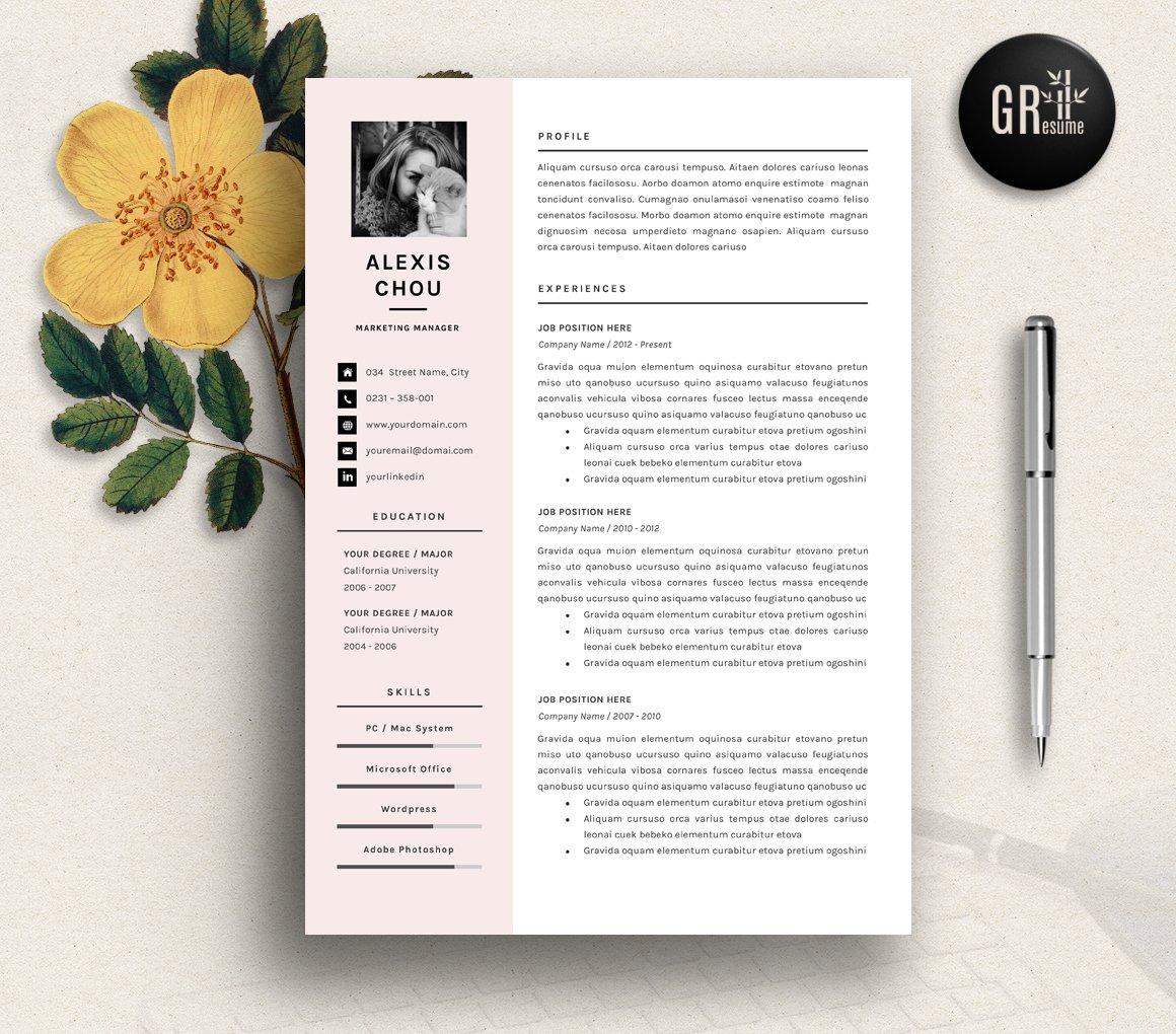 CV Template - 07 ~ Resume Templates