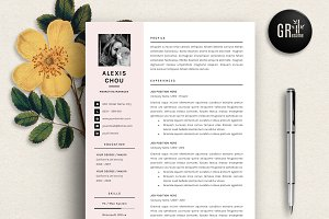 Resume Template | CV Template - 07