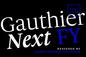 Gauthier Next FY Regular