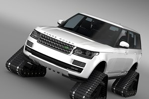 Range Rover Supercharched L450Crawle