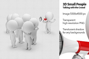 3D Small People - Talking