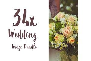 34x hi-res Wedding Image Bundle