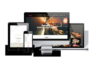 AndEat - Restaurant WordPress theme