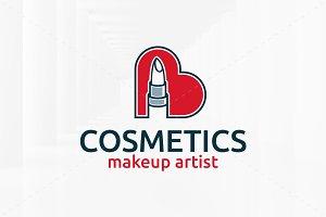 Cosmetics Logo Template