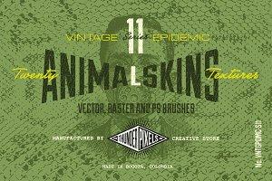 20 Animal Skins Textures - VES11