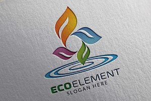 Infinity Green Element Ecology logo