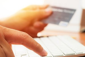 Banking or buying online