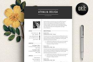 Resume Template | CV Template - 08