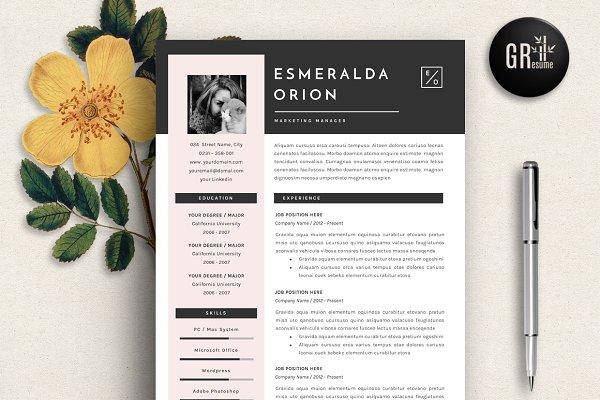 Resume Template | CV Template - 11