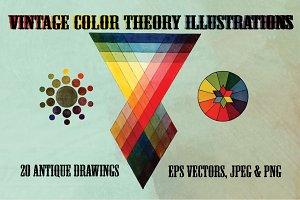 20 Vintage Colors