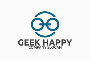 Geek Happy Logo
