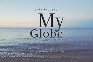 My Globe Font