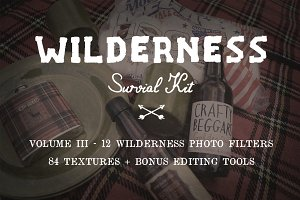 Wilderness Photo Filters + EXTRAS!