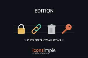 iconsimple: edition
