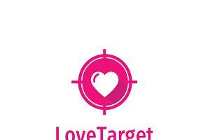 Love Target Logo