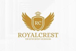 Royal Crest - Letter Logo
