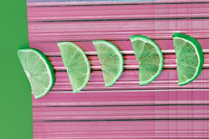 Lime Fresh Time