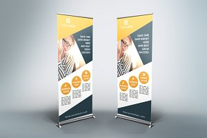 Business Roll-Up Banner - SK