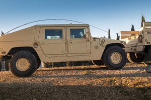 All-terrain vehicle (Humvee) II
