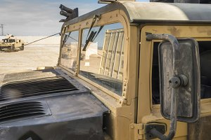 All-terrain vehicle (Humvee)
