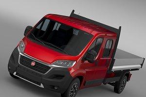 Fiat Ducato Crew Cab Truck 2016