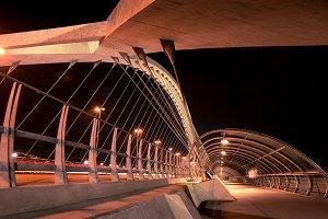 Third Millennium Bridge IV