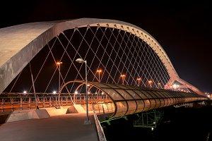 Third Millennium Bridge V
