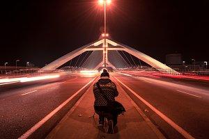Third Millennium Bridge IX