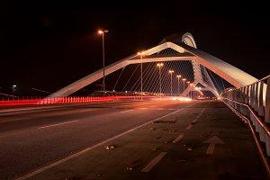 Third Millennium Bridge X