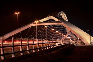 Third Millennium Bridge XI
