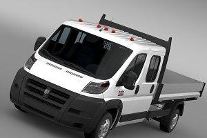 Ram Promaster Cargo Crew Cab Truck