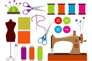 Digital Sewing Set