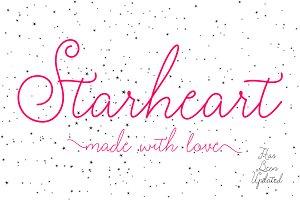 Starheart Script Line