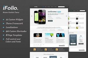 iFolio - online portfolio
