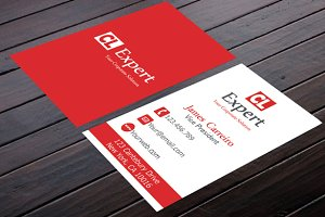 CL Creative Business Card