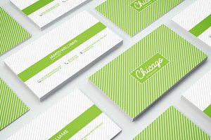 Modern Business Card 01