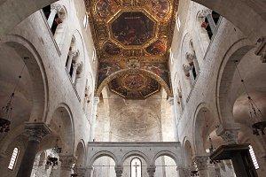 Basilica of Saint Nicholas (Basilica di San Nicola). Bari, Italy.