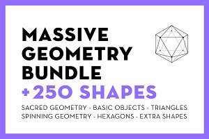 MASSIVE GEOMETRY BUNDLE