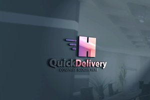 Quick Delivery Logo
