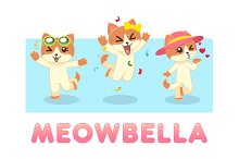 Meowbella Female Cat