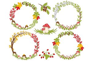 Forest Wreaths