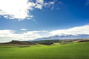 Peak of Moncayo natural park V
