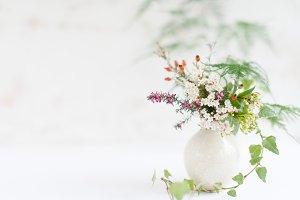 Spring Floral Pair Stock