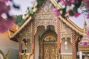 Vintage Thai Temple