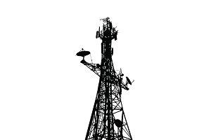 Vector communication antenna