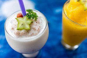 Organic Rice Milkshake