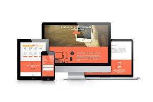 Kessartup - Startup responsive theme